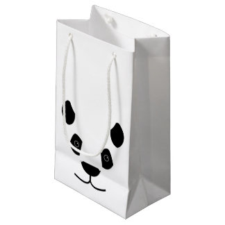 Panda Kleine Geschenktüte