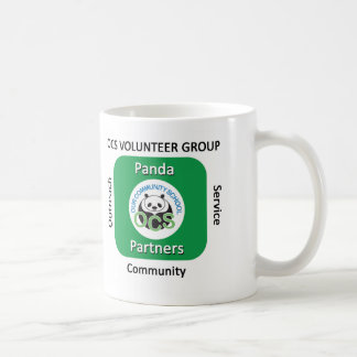 Panda Partners Logo-Tassen Tasse