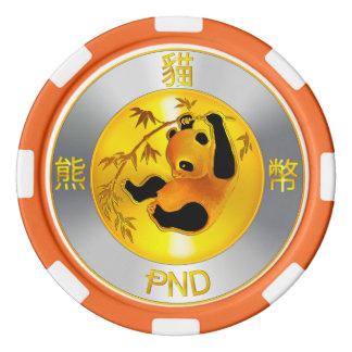Pandacoin PND Poker-Chips Poker Chips Set