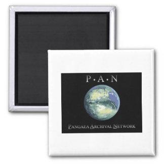 Pangaea der Magnet archivalischen Netzes Quadratischer Magnet