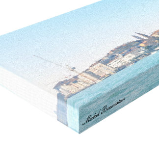Panorama von Venedig, Italien - Leinwand Leinwanddrucke