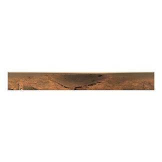 Panoramische Ansicht von Mars 9 Fotografie