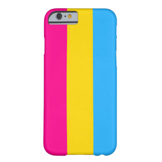 """""""PANSEXUAL STOLZ-FLAGGE """" BARELY THERE iPhone 6 HÜLLE"""