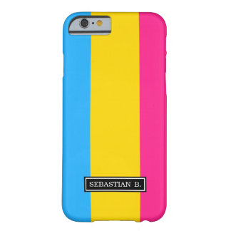 Pansexual Stolzflagge Barely There iPhone 6 Hülle