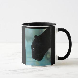 Panther-Kaffee-Tasse Tasse