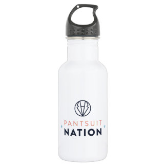 Pantsuit-Nations-Wasser-Flasche Edelstahlflasche