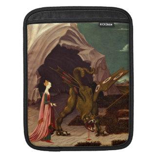 PAOLO UCCELLO - St George und der Drache 1470 iPad Sleeve