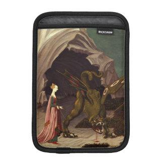 PAOLO UCCELLO - St George und der Drache 1470 Sleeve Für iPad Mini