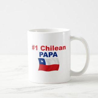 Papa des Chilene-#1 Tasse