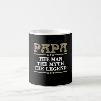 PAPA die Legende Kaffeetasse