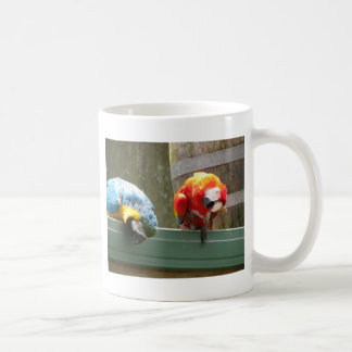 Papageien Tee Tassen