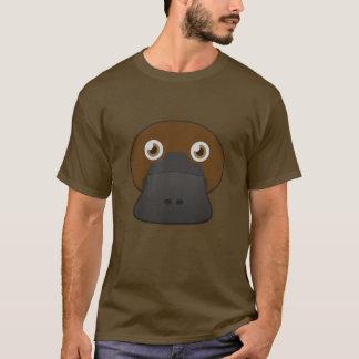 Papier Ente-Berechnetes Platypus T-Shirt