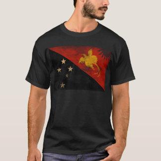 Papua-Neu-Guinea Flagge T-Shirt