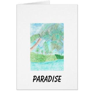 Paradies Karte