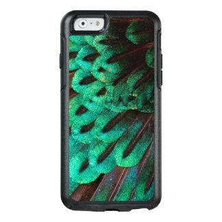 Paradiesvogel Federnahaufnahme OtterBox iPhone 6/6s Hülle