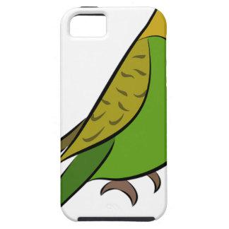 Parakeet iPhone 5 Cover