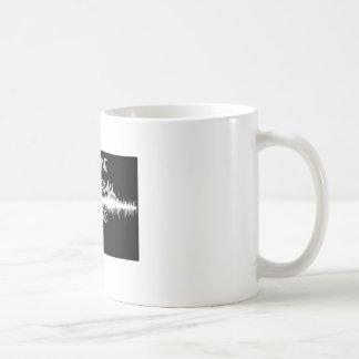Paranormal Partner Palästinas Kaffeetasse