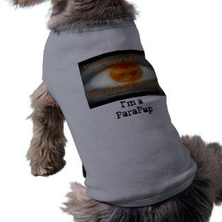 ParaPup T - Shirt Ärmelfreies Hunde-Shirt