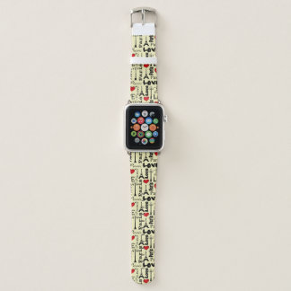 Paris Apple Watch Armband