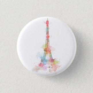 Paris Runder Button 3,2 Cm