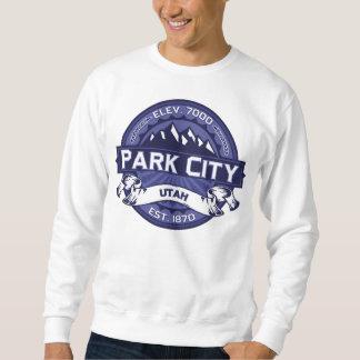 Park- Citylogo-Mitternacht Sweatshirt