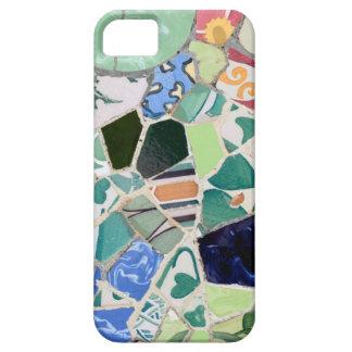 Park Guell Mosaiken iPhone 5 Fall Hülle Fürs iPhone 5