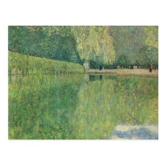 Park Gustav Klimt- von Schönbrunn Postkarte