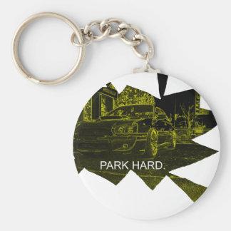 Park stark schlüsselanhänger