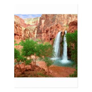 Park-Traumland Havasu fällt Grand Canyon Postkarte