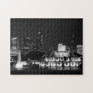 ParkGrayscale Chicagos Grant Puzzle