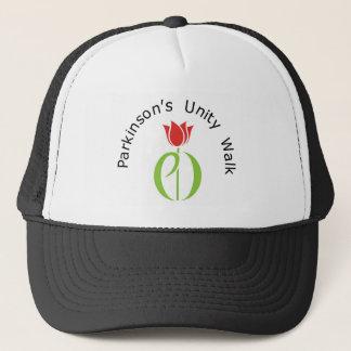 Parkinson-Krankheit, parkinsons Krankheit, Tulpe, Truckerkappe