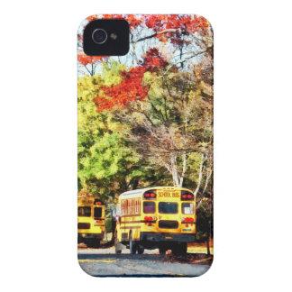 ParkSchulbusse iPhone 4 Case-Mate Hülle