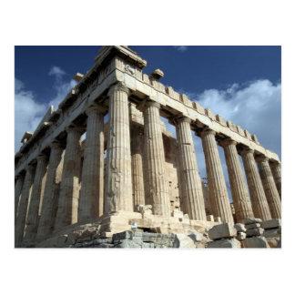 Parthenon-Postkarte Postkarte