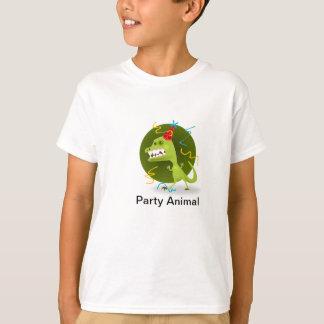 Party-Tier scherzt T - Shirt