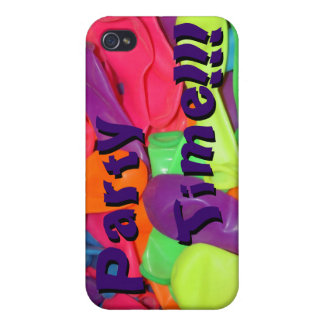 Party-Zeit!!! Schutzhülle Fürs iPhone 4