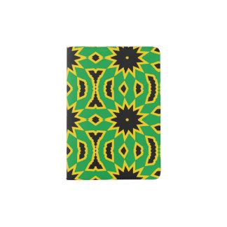 Pass-Abdeckungs-jamaikanische Art Passhülle