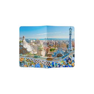 Pass Barcelona Passhülle