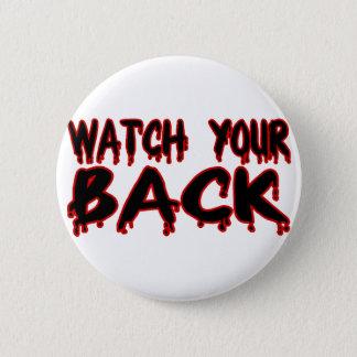 Passen Sie Ihre Rückseite auf Runder Button 5,7 Cm