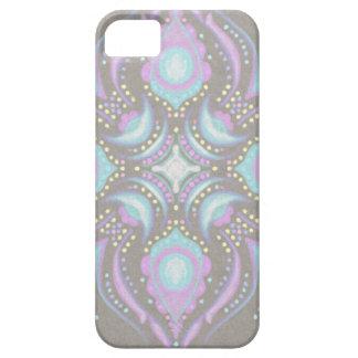Pastell auf konkreter Straßen-Mandala Schutzhülle Fürs iPhone 5