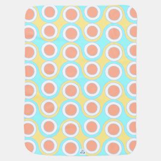 Pastell Baby-Decke