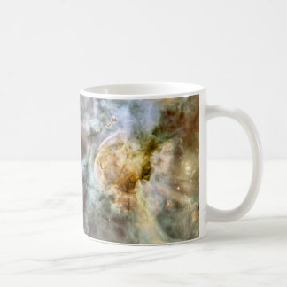 Pastellmarmor im Carina-Nebelfleck Tasse
