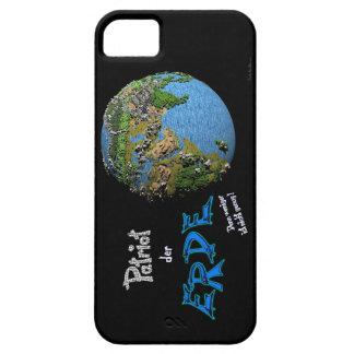 Patriot der Erde iPhone 5 Schutzhülle