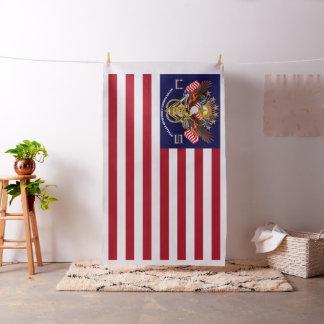 Patriotische Fliesen-nicht empfohlene Ansicht über Stoff