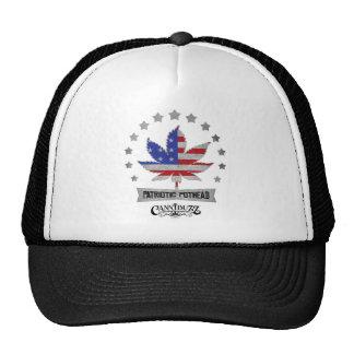 Patriotische Kiffer Kappen