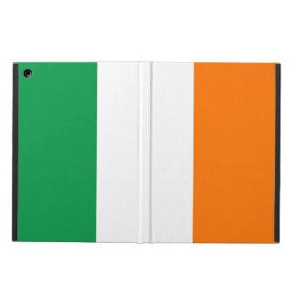 Patriotischer ipad Fall mit Flagge von Irland