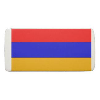 Patriotischer Keil-Radiergummi mit Flagge von Radiergummis 0