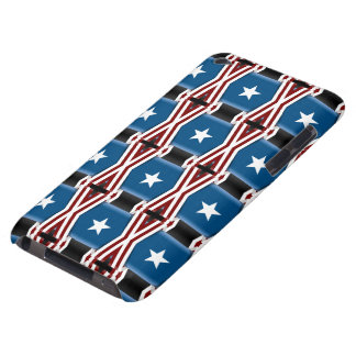 Patriotisches US Flagge iPod Touch Case-Mate Hülle