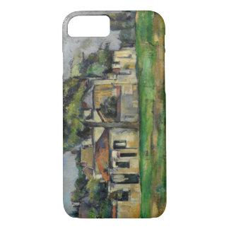 Paul Cezanne - Banken des Marnes iPhone 8/7 Hülle