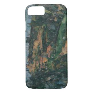 Paul Cezanne - Biegung der Straße iPhone 8/7 Hülle