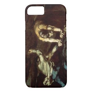 Paul Cezanne - der Mord iPhone 8/7 Hülle